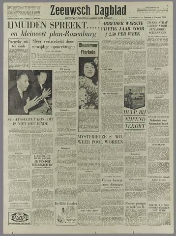 Zeeuwsch Dagblad 1960-02-06