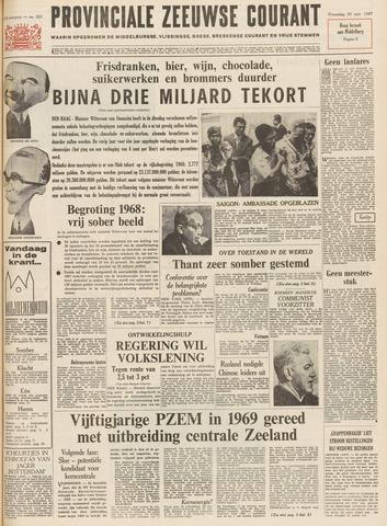 Provinciale Zeeuwse Courant 1967-09-20