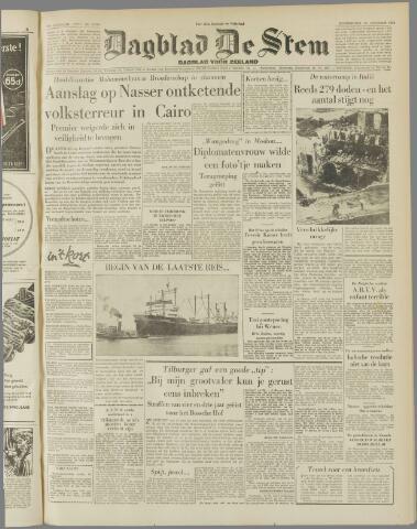 de Stem 1954-10-28