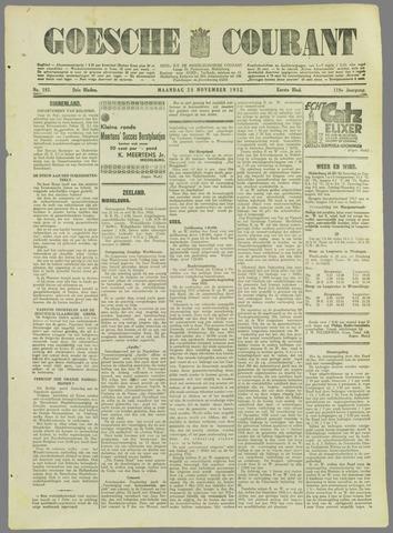 Goessche Courant 1932-11-28
