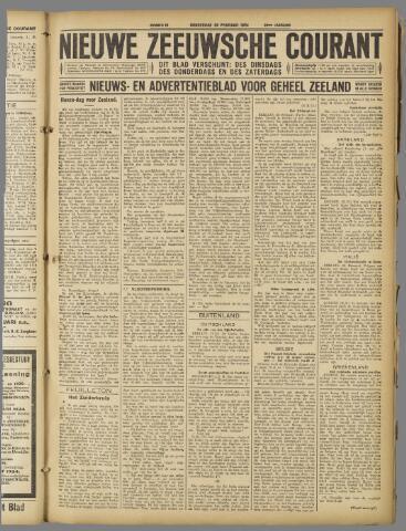 Nieuwe Zeeuwsche Courant 1924-02-28