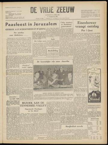 de Vrije Zeeuw 1952-04-12