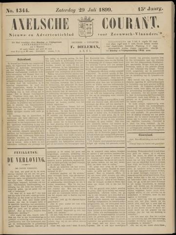Axelsche Courant 1899-07-29