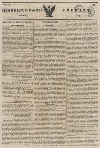 Middelburgsche Courant 1843-06-17