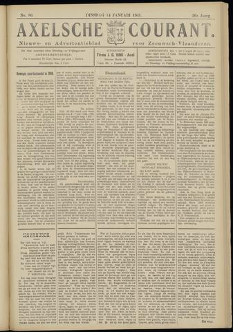 Axelsche Courant 1941-01-14