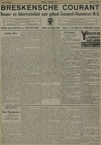 Breskensche Courant 1935-08-09