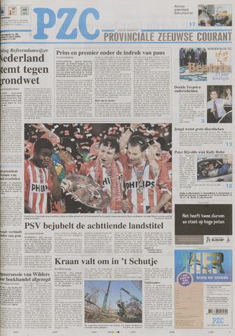Provinciale Zeeuwse Courant 2005-04-25