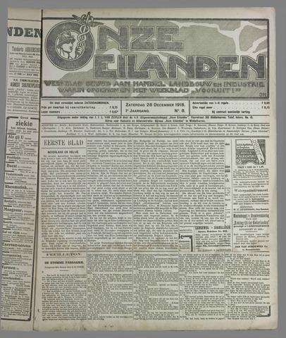Onze Eilanden 1918-12-28