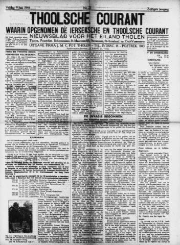 Ierseksche en Thoolsche Courant 1944-06-09