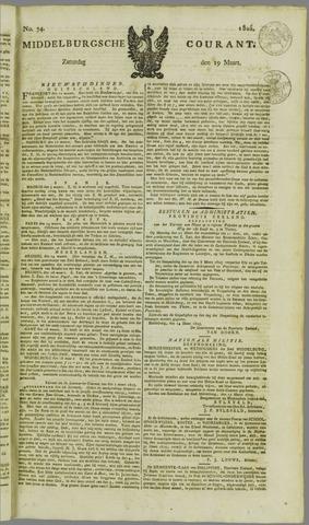 Middelburgsche Courant 1825-03-19