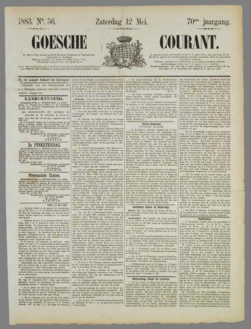 Goessche Courant 1883-05-12