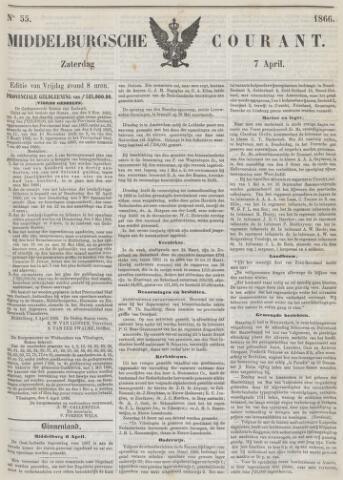 Middelburgsche Courant 1866-04-07