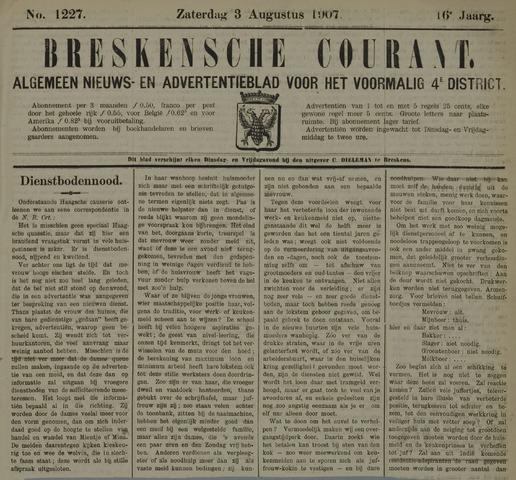 Breskensche Courant 1907-08-03