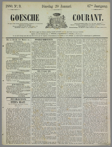 Goessche Courant 1880-01-20