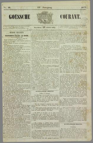 Goessche Courant 1857-02-23