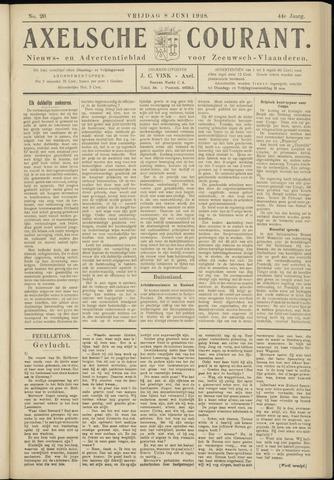 Axelsche Courant 1928-06-08
