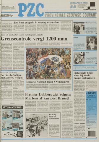 Provinciale Zeeuwse Courant 1994-03-21