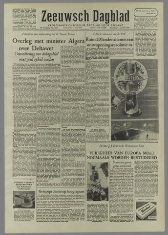 Zeeuwsch Dagblad 1957-10-12