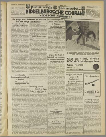 Middelburgsche Courant 1939-11-21