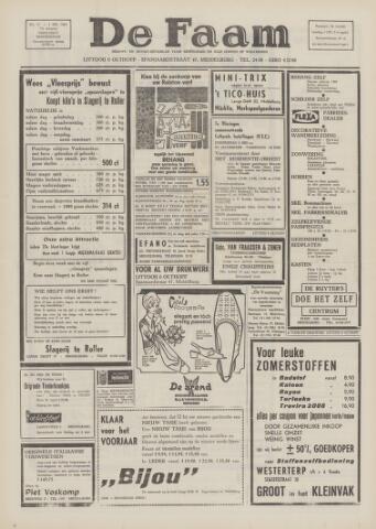 de Faam en de Faam/de Vlissinger 1969-05-01