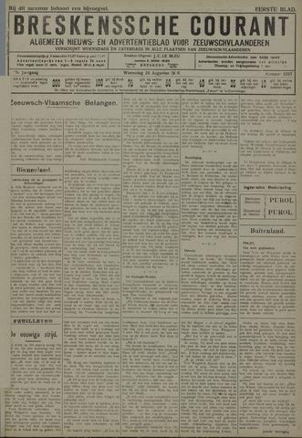 Breskensche Courant 1928-08-29