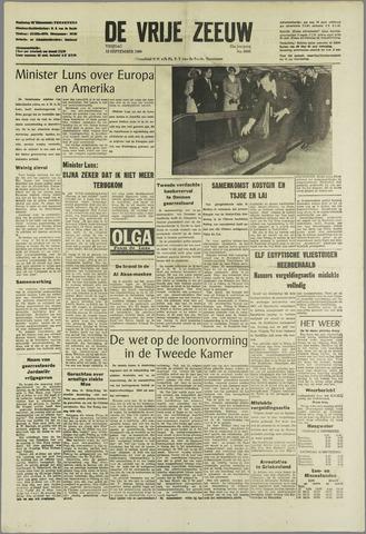 de Vrije Zeeuw 1969-09-12