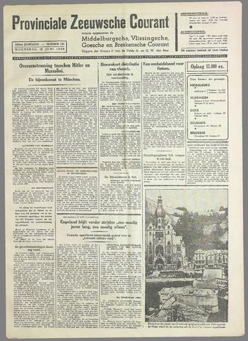 Provinciale Zeeuwse Courant 1940-06-19