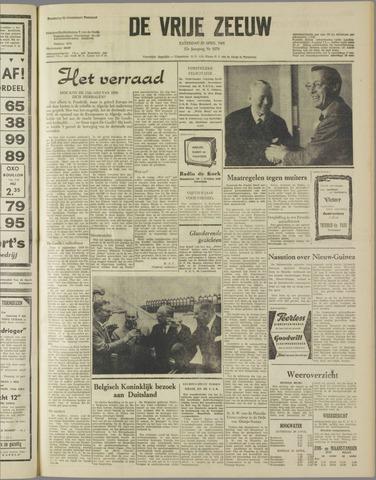 de Vrije Zeeuw 1961-04-29