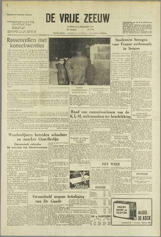 de Vrije Zeeuw 1963-12-21