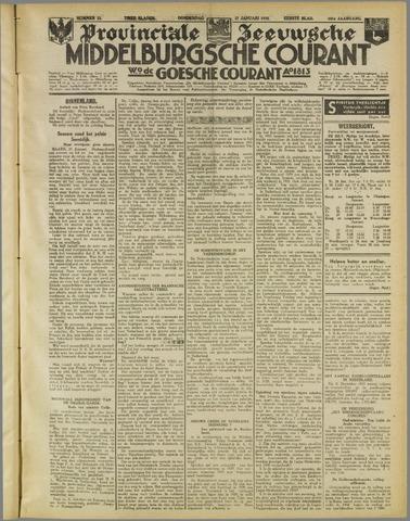 Middelburgsche Courant 1938-01-27