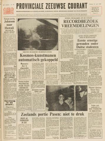 Provinciale Zeeuwse Courant 1968-04-16