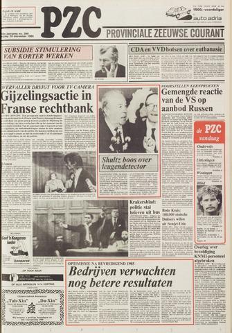 Provinciale Zeeuwse Courant 1985-12-20