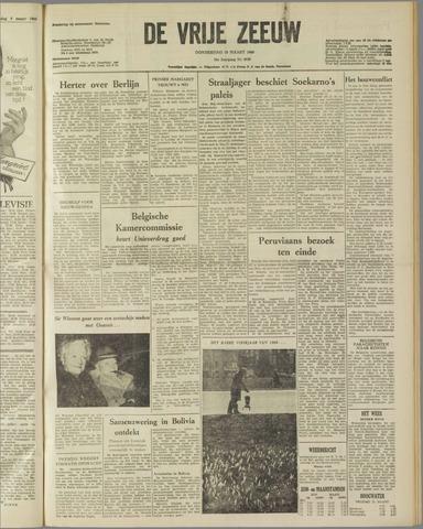 de Vrije Zeeuw 1960-03-10