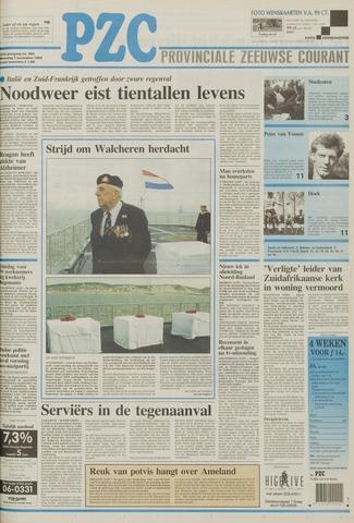 Provinciale Zeeuwse Courant 1994-11-07