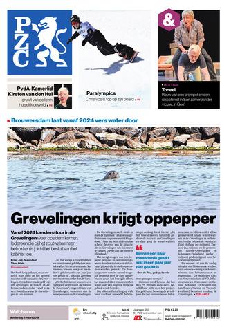 Provinciale Zeeuwse Courant 2018-03-08