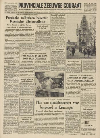 Provinciale Zeeuwse Courant 1956-06-08