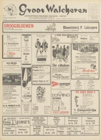Groot Walcheren 1971-09-29