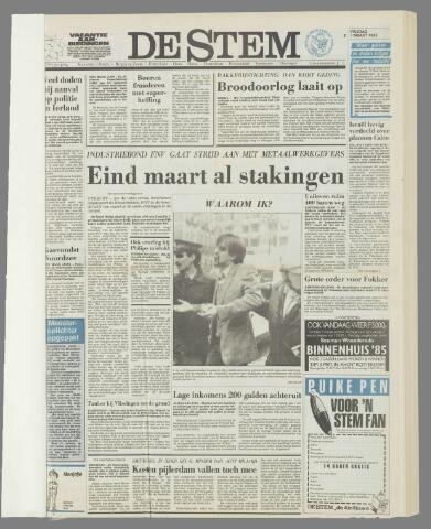 de Stem 1985-03-01