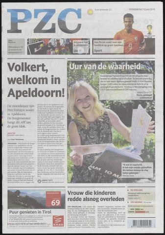 Provinciale Zeeuwse Courant 2014-06-12