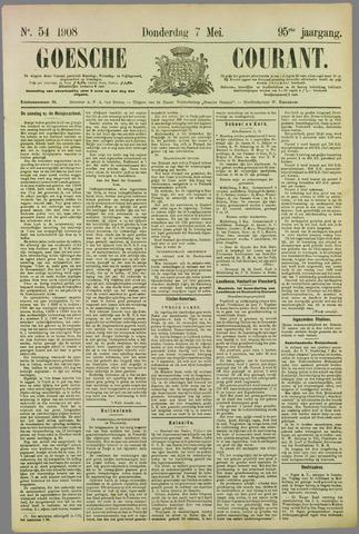 Goessche Courant 1908-05-07