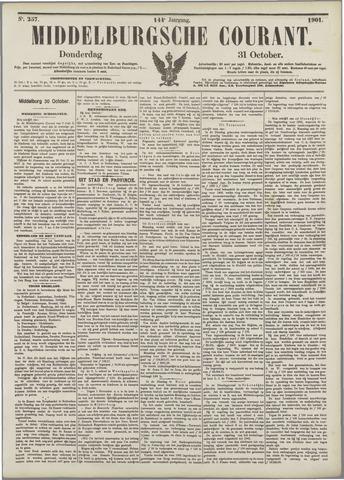 Middelburgsche Courant 1901-10-31