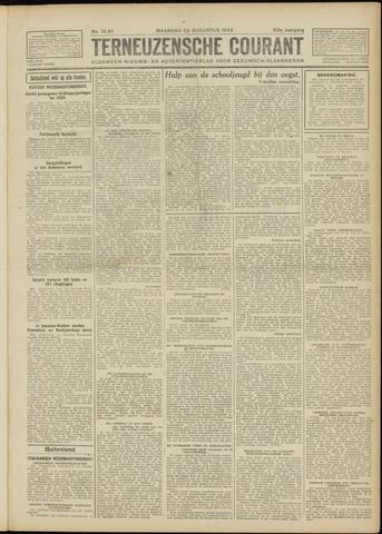 Ter Neuzensche Courant. Algemeen Nieuws- en Advertentieblad voor Zeeuwsch-Vlaanderen / Neuzensche Courant ... (idem) / (Algemeen) nieuws en advertentieblad voor Zeeuwsch-Vlaanderen 1942-08-24