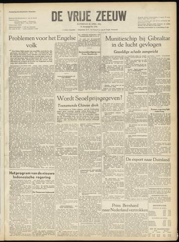 de Vrije Zeeuw 1951-04-28