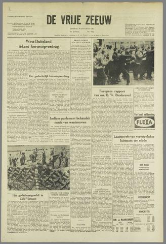 de Vrije Zeeuw 1963-08-20
