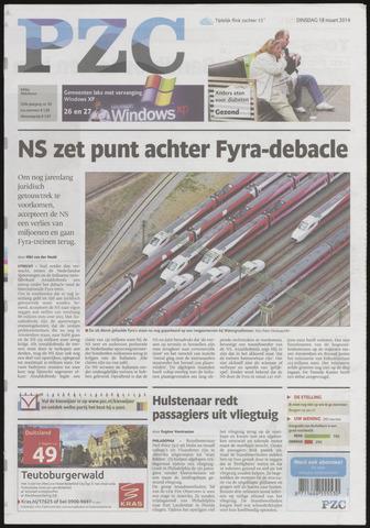 Provinciale Zeeuwse Courant 2014-03-18