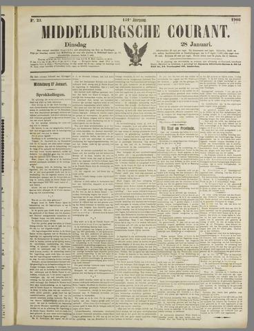 Middelburgsche Courant 1908-01-28