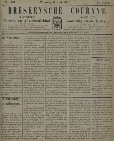 Breskensche Courant 1901-06-08