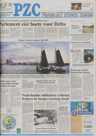 Provinciale Zeeuwse Courant 2005-01-20