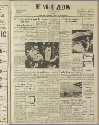 de Vrije Zeeuw 1962-06-23