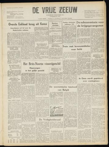 de Vrije Zeeuw 1951-12-19